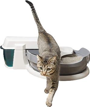 Amazon.com: Caja para residuos de gatos PetSafe Simply Clean ...