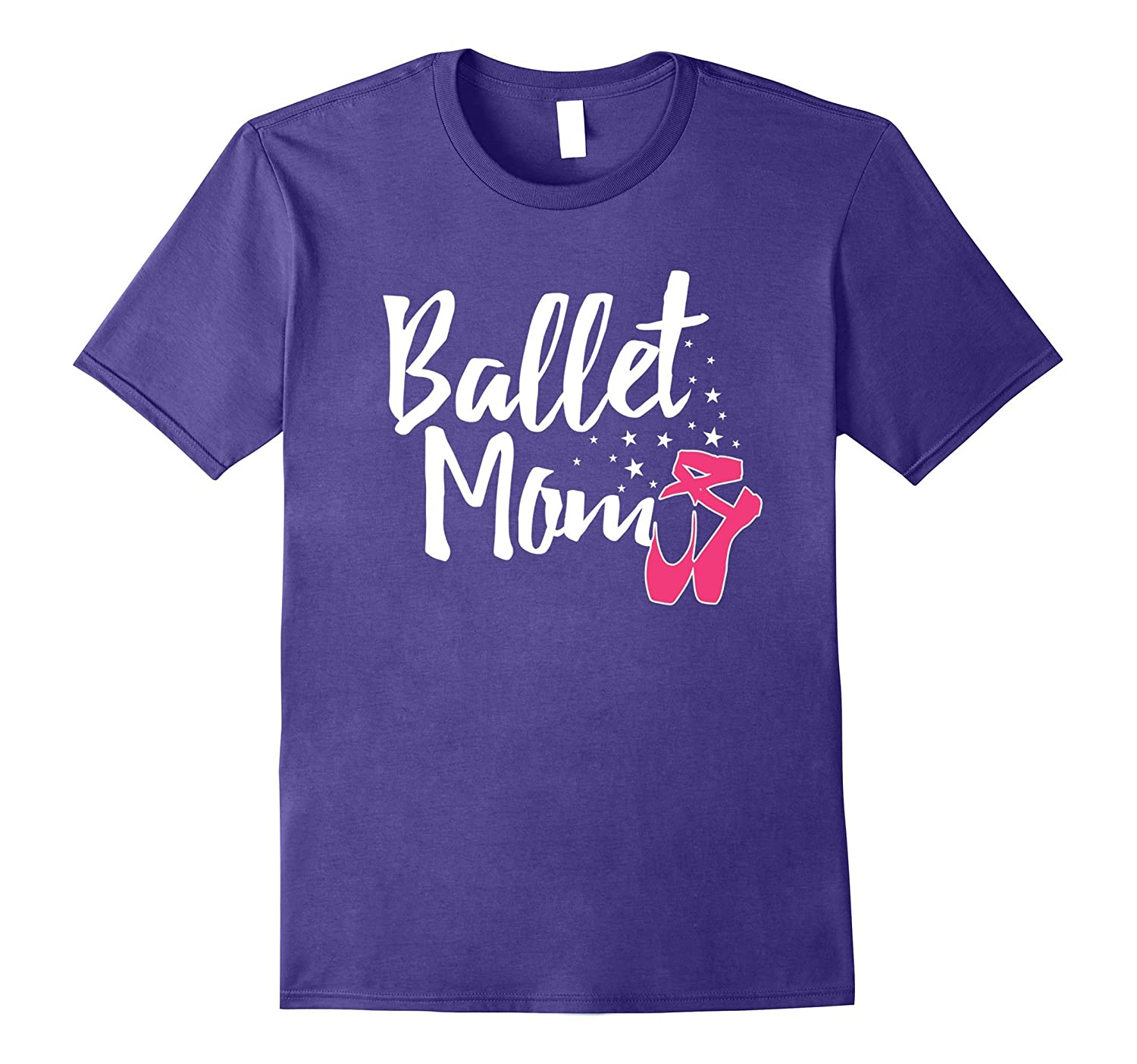 Ballet Mom Shirt Dance Mom T-shirt-FL