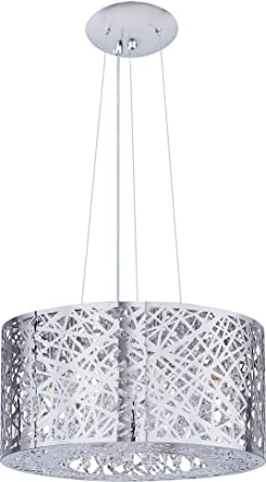 et2 e21309 10pc inca drum pendant 7 light 280 total watts xenon et2 e21309 10pc inca drum pendant 7 light 280 total watts xenon