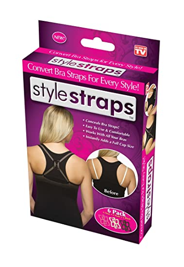 01479e699 Image Unavailable. Image not available for. Color  Style Straps - Concealer  Clips - Bra Strap Converter