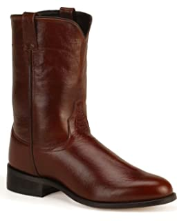 40536990a40 Amazon.com | Justin Boots Men's Ropers Equestrian Boot | Western