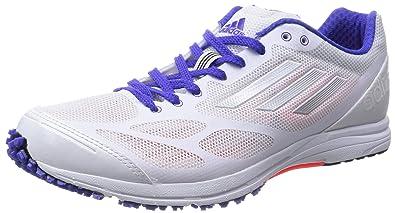 brand new 56fc3 c55d9 Adidas Adizero Rc Chaussures de course Blanc-nous 10