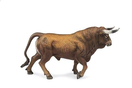 Bravo Figura Trotando ToroColor De Marrón17x8x4 Colorado 21 Deqube tQCshdxr