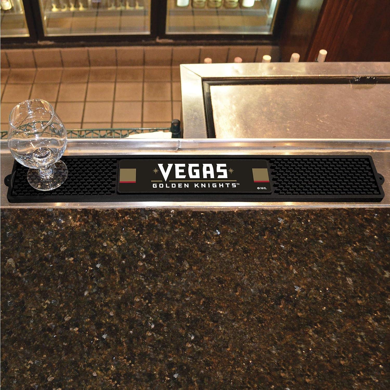 Vegas ゴールデンナイツ ビニールバー ドリンクマット   B07KQLVK1X