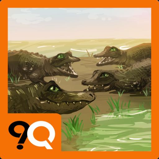 Reptiles Quiz Game -