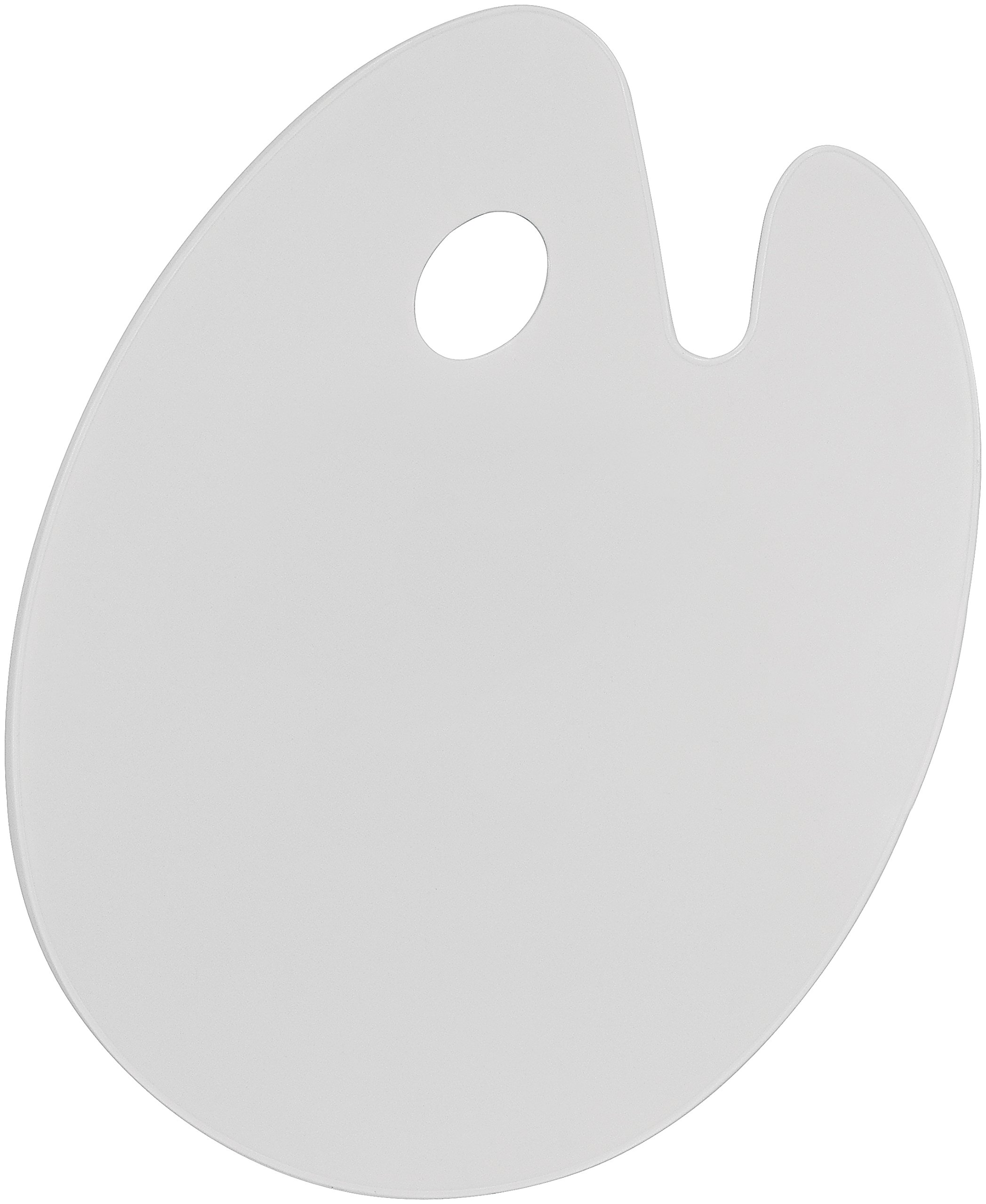 Art Advantage Non-Stick Plastic Palette, 11 by 15-Inch, White by Art Advantage