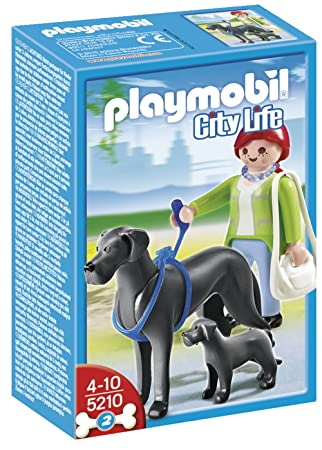 PLAYMOBIL Great Dane with Puppy