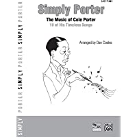 Image for Simply Porter: The Music of Cole Porter -- 18 of His TImeless Songs (Simply Series)