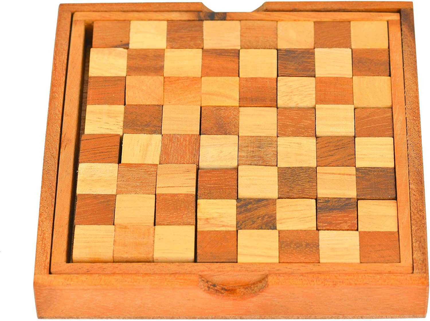 Brain Games Pento Chess Puzzle 9 Inch Wood Amazon Canada