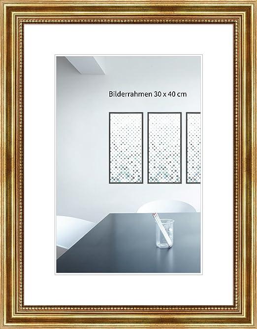 Cadre Photo Baroque Plastique 10x15 13x18 18x24 ancien cadre photo vintage