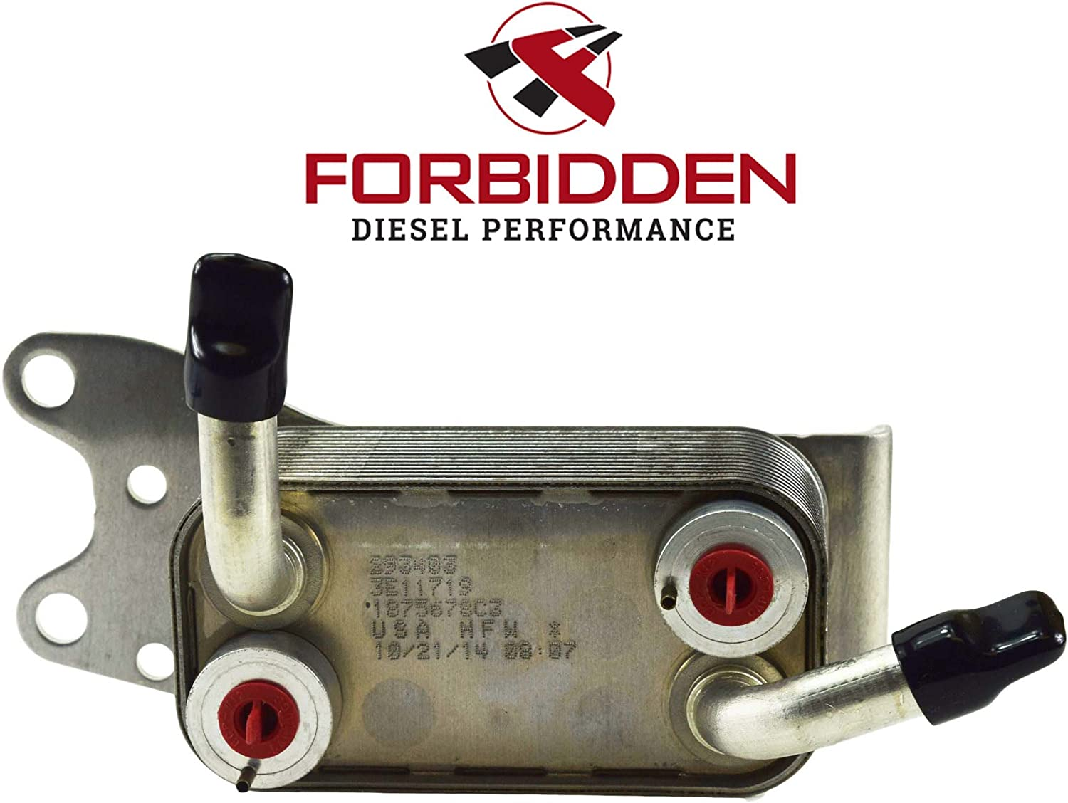 OE Ford 8C3Z9N103B Cooler Assembly Fuel
