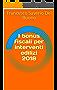 I bonus fiscali per interventi edilizi 2018