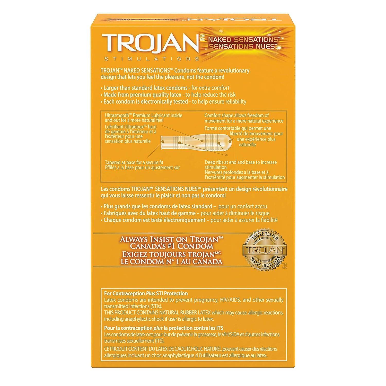 Viva condoms: comfort, reliability, availability 9