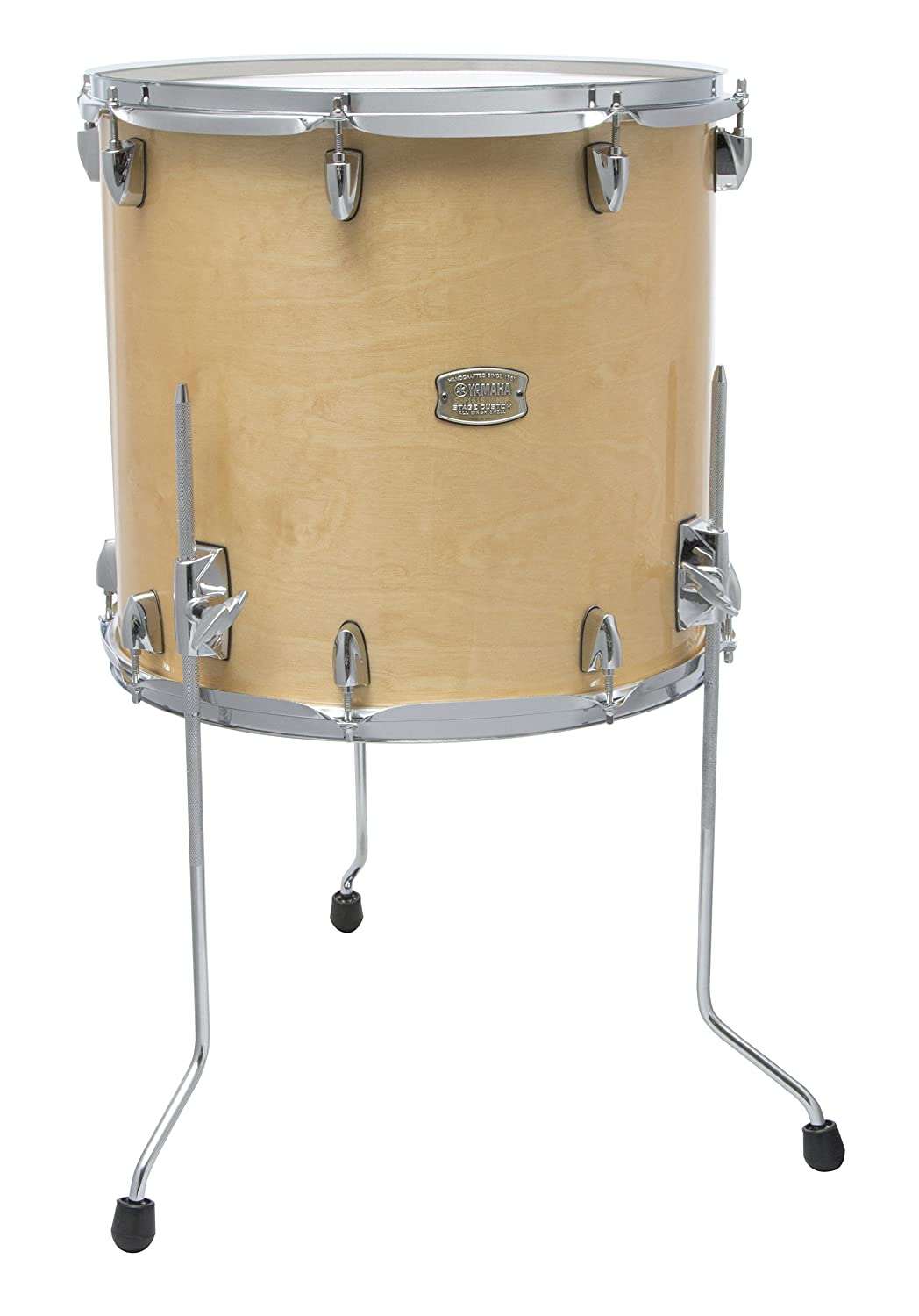 Amazon.com: Yamaha Stage Custom Birch 16x15 Floor Tom, Natural Wood:  Musical Instruments