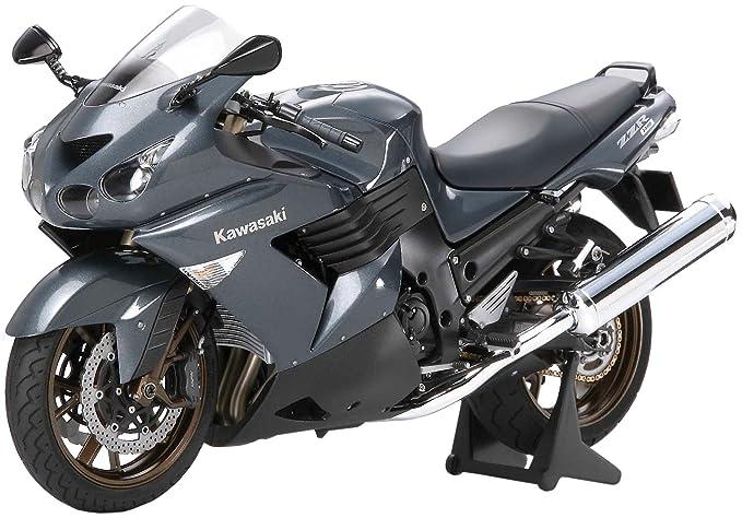 Amazon.com: Tamiya Kawasaki ZZR 1400: Toys & Games