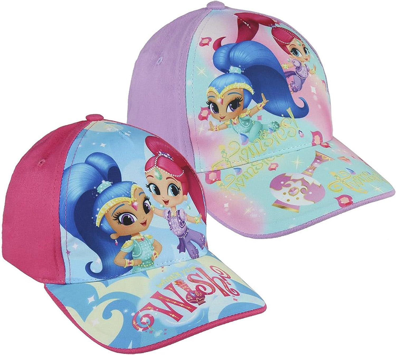 Pack 2 gorras de tela adaptables 2 diseños diferentes Shimmer ...