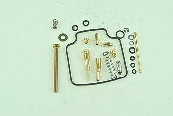 1998 1999 2000 2001 2002 2003 2004 Carburetor Rebuild Kit Carb Repair for Honda TRX450ES TRX 450 ES Foreman 1998-2004