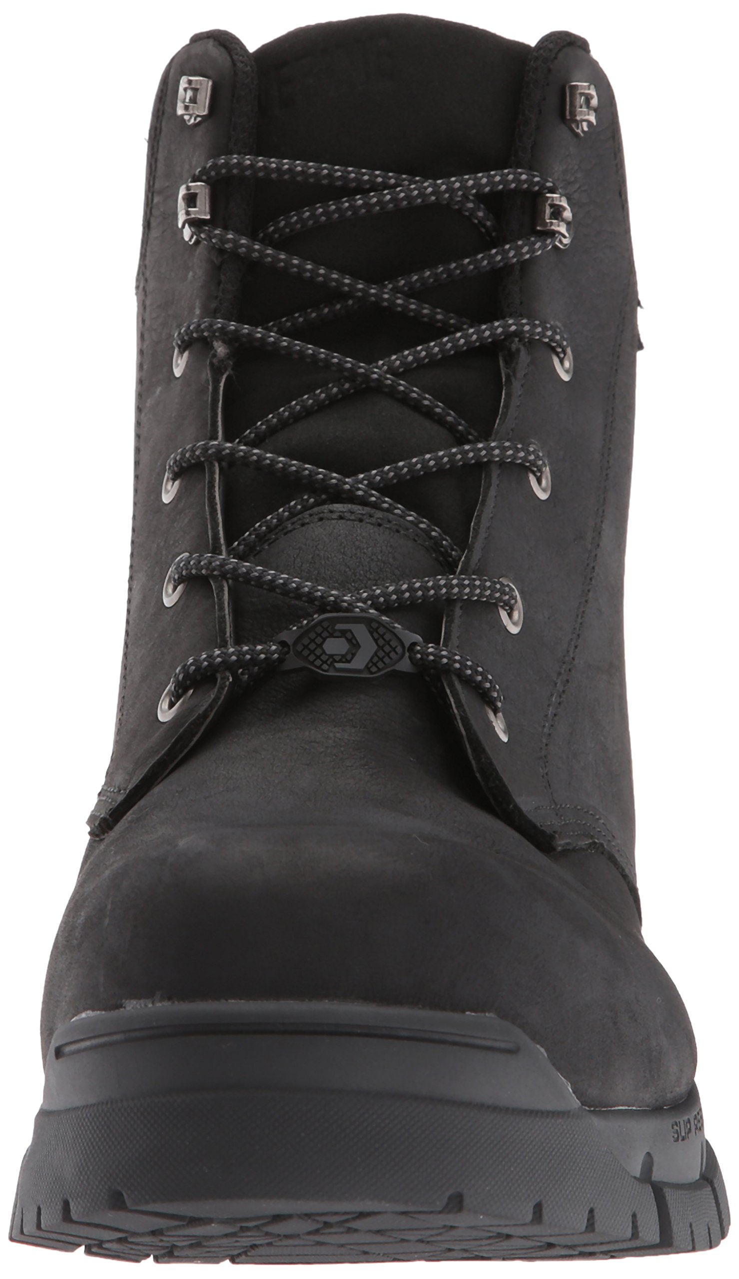 Wolverine Men's Mauler LX Composite Toe Waterproof Work Boot Black 7 W US by Wolverine (Image #4)