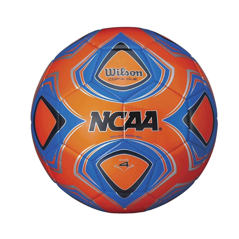 amazon com wilson ncaa copia due replica soccer ball soccer ball