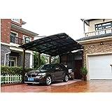 Amazon.com: 10' x 18' Metal Carport Canopy Aluminum ...