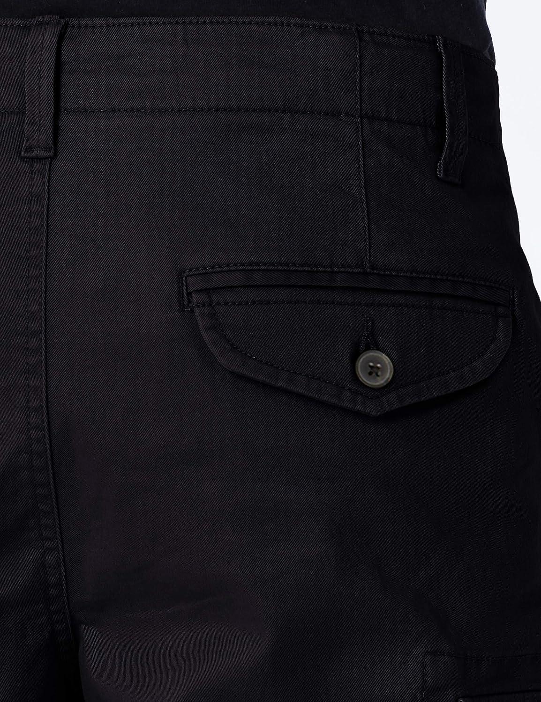 Meraki Mens Stretch Slim Fit Cargo Pants Brand