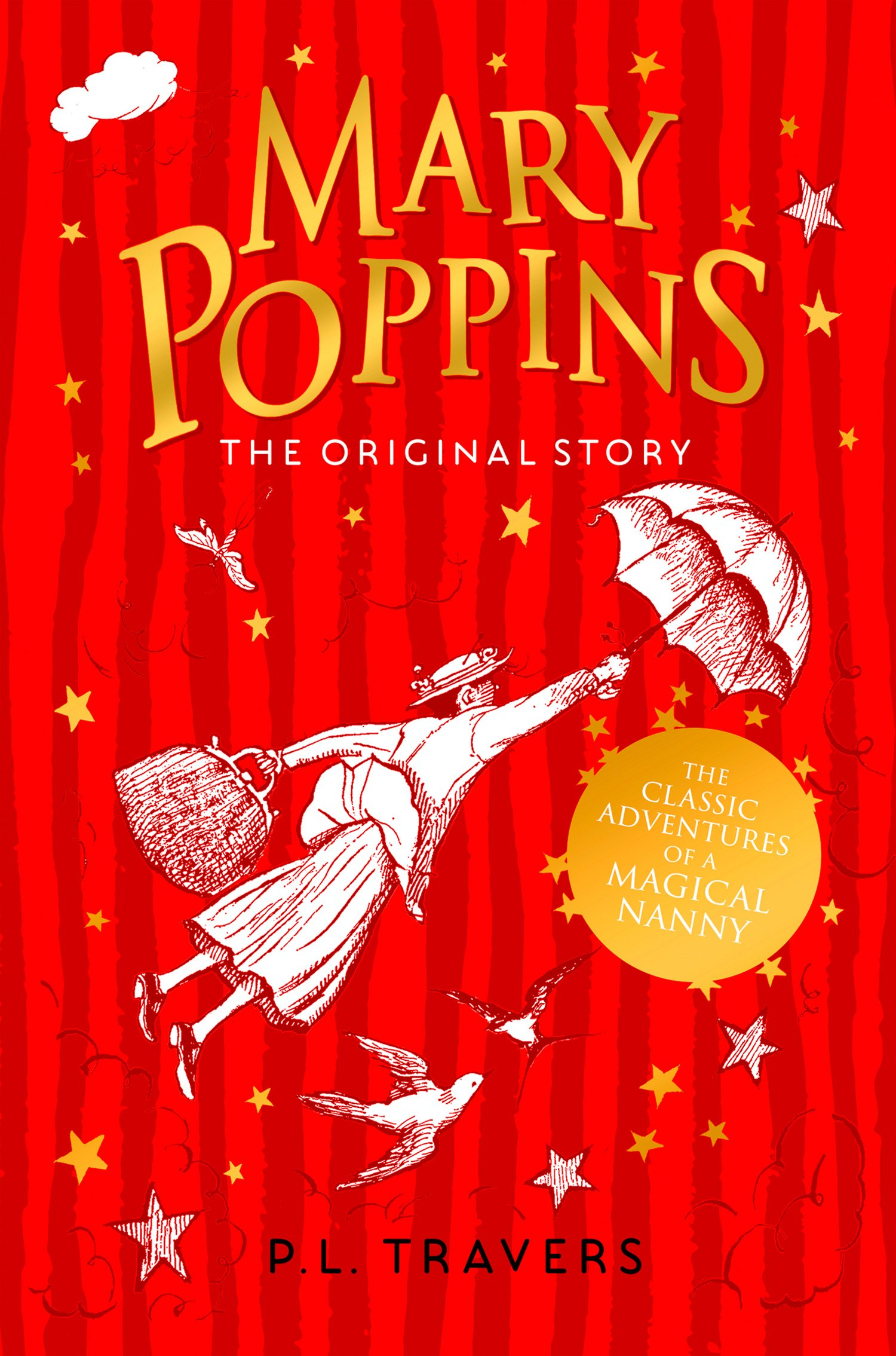 Image result for Mary Poppins: The Original Bestseller
