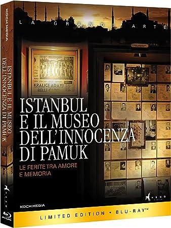 Istanbul e il Museo dell'Innocenza di Pamuk (Blu-Ray)