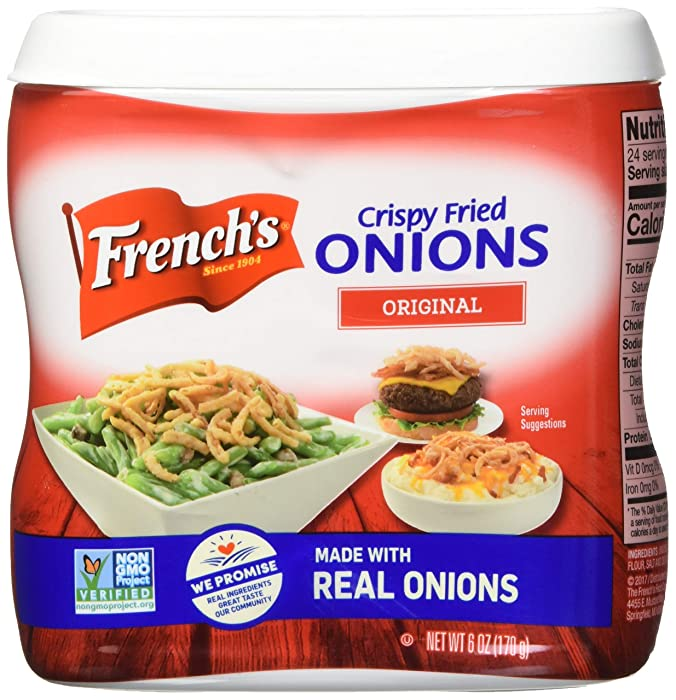 Top 7 Mrs Dash French Onion