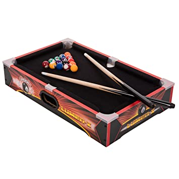 Triumph Sports Lumen X 20u0026quot; Table Top Billiard Game