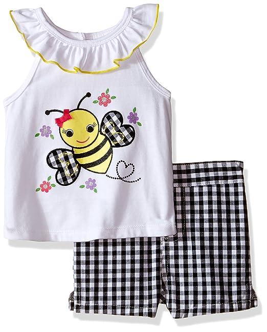 Amazon.com: kids headquarters para bebé niña sin mangas ...