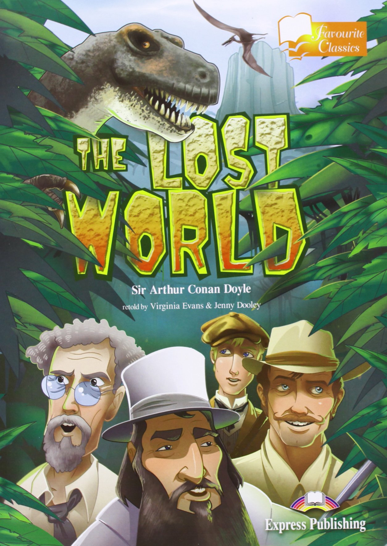 Download The Lost World Set with CD pdf