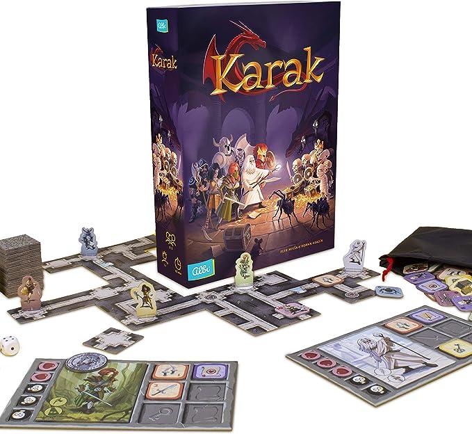 albi- Juego de estrategia Karak, Color 2019 (73734) , color/modelo surtido: Amazon.es: Juguetes y juegos