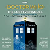 Doctor Who: The Lost TV Episodes Collection Two: 1st Doctor TV Soundtracks