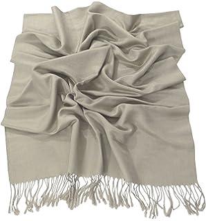 Solides secondes couleur châle pashmina enveloppe d écharpe Châles  Pashminas Foulards (60+ couleurs 7297e1a6433