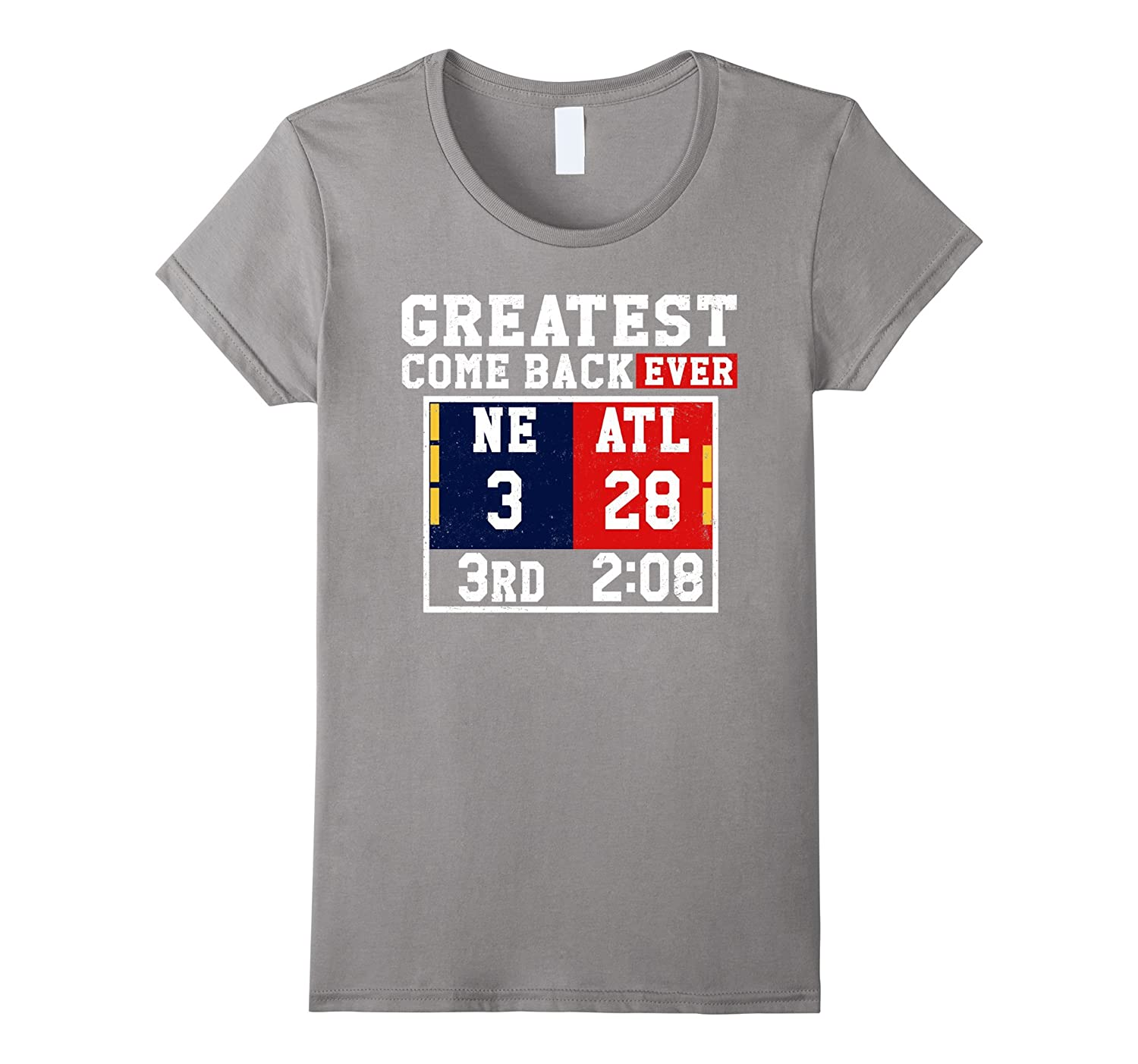 Greatest Come Back Ever 3rd 28 T-shirt