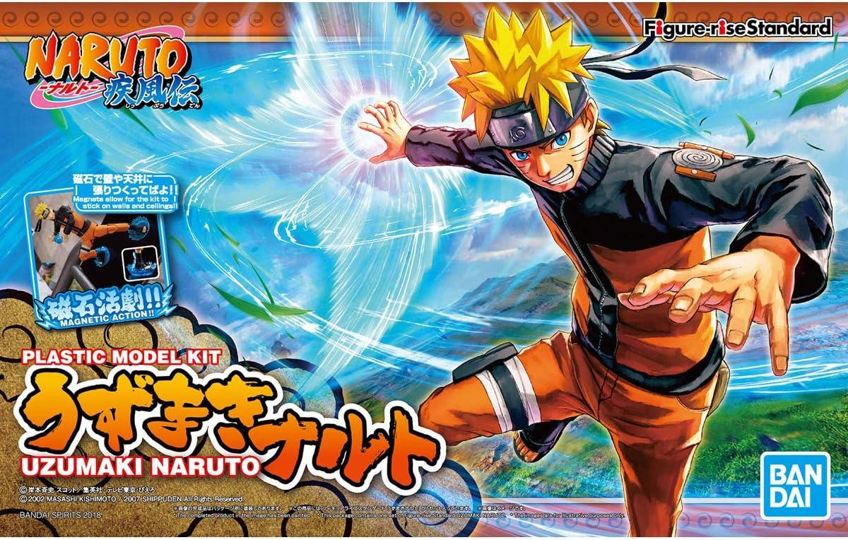 Bandai Hobby Figure-rise Standard Uzumaki Naruto