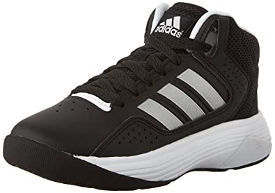 adidas cloudfoam ilation mid boys' basketball shoes