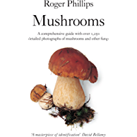 Mushrooms: A comprehensive guide to mushroom identification