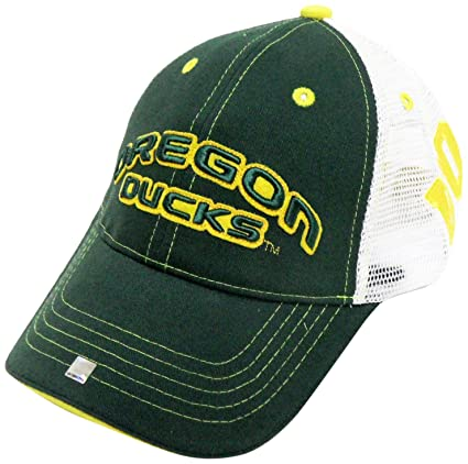 new styles c5bf0 bf909 Image Unavailable. Image not available for. Color  NCAA Oregon Ducks Mesh  Cap