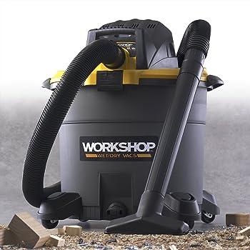 Workshop WS1600VA High Capacity Wet/Dry Vacuum Cleaner