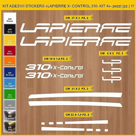 Kit Pegatinas Stickers Bicicleta Lapierre X-Control 310- Kit 4-11 ...
