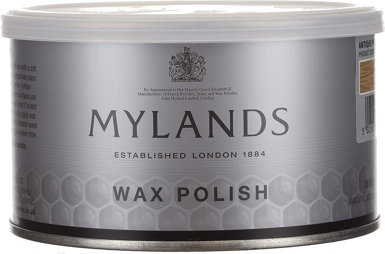 Mylands Paste Wax- 16 oz. (Antique Pine)