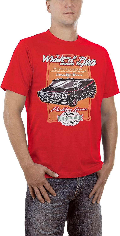Touchlines Heisenberg Helium Logo T-Shirt Homme