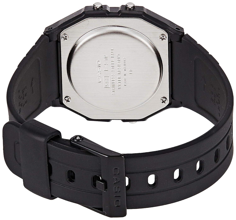Casio Reloj de pulsera Unisex F-91W-1YER: Amazon.es: Relojes