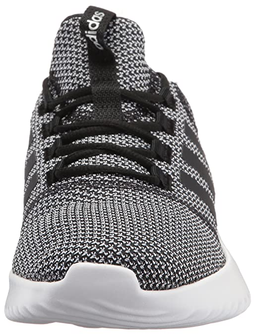 adidas NEO Men's Cloudfoam Ultimate Running Shoes, BlackBlackWhite, 10 Medium US