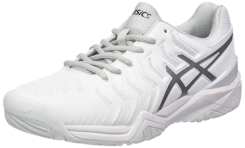 Asics Gel-Resolution 7, Chaussures de Tennis Homme E701Y