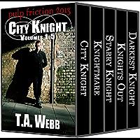 City Knight - Compilation (English Edition)