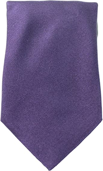 Pastel Purple 50242433 Boss Hugo Boss Micro Check Italian Silk Tie