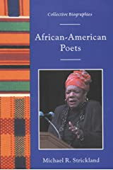 African-American Poets (Collective Biographies) Library Binding