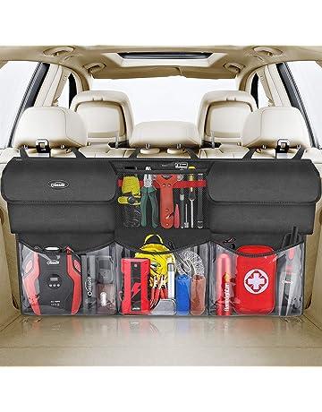 Kofferraumtasche Auto Tasche Zubehörtasche in BLAU passend für Skoda